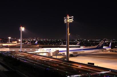 夜景 伊丹 空港 伊丹スカイパーク |